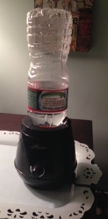 small * Water bottle refill *Convenient